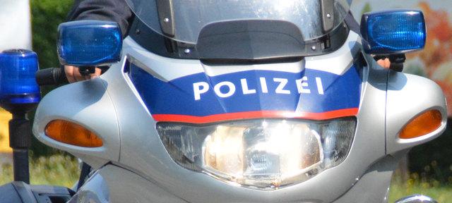 Die Polizei ermittelt nach einem Einbruchsdiebstahl in Rechnitz.