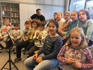 Die Volksmusik-Kinder aus Markt Allhau treten beim Festkonzert im Kulturzentrum Oberschützen auf.