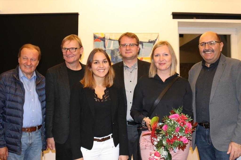 Die Kunstwerke der Slowenin wurden auch schon mit einem Preis ausgezeichnet