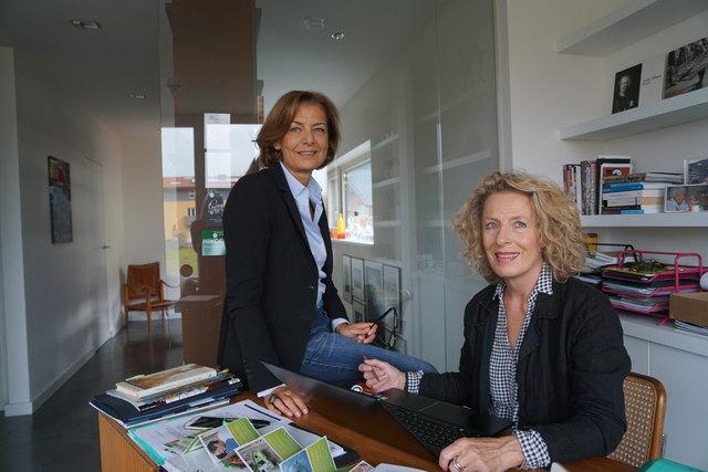 Vizebürgermeisterin Gabi Kapferer-Pittracher und GR Dagmar Grohmann ziehen eine kritische Bilanz!