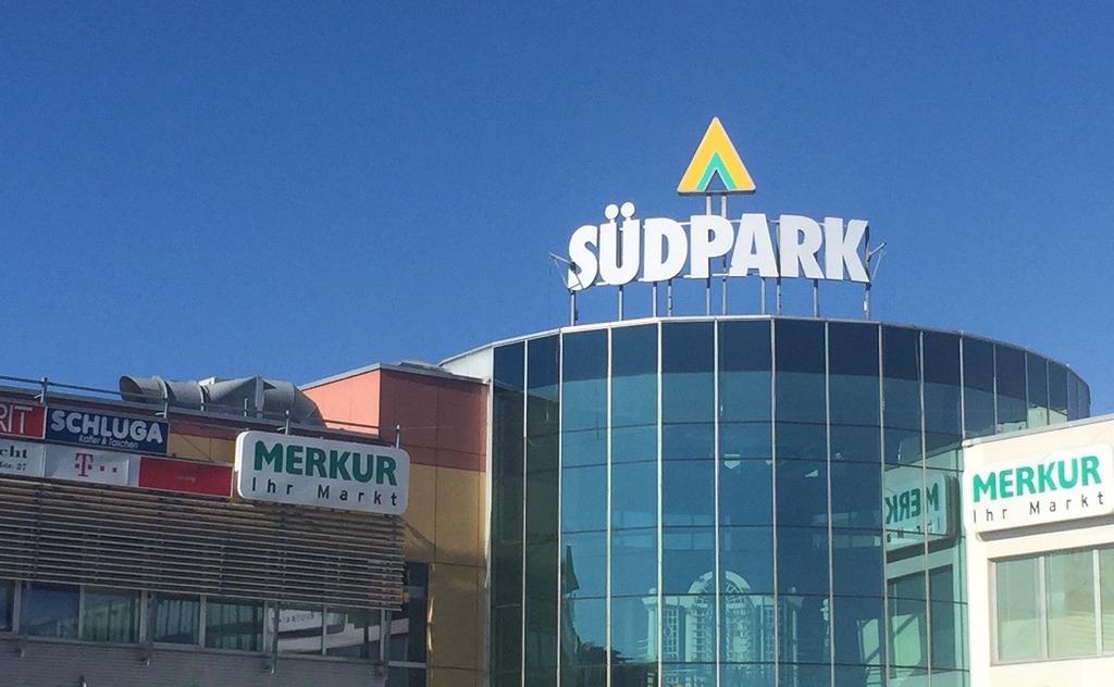 Südpark feiert Jubiläum! Jetzt plant man den EKZ-Ausbau - Klagenfurt