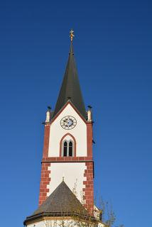 Die Opferstöcke der Pfarrkirche Mariapfarr wurden ausgeraubt.
