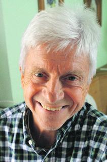 Autor und 9-fach-Vater Gottfried Hofmann-Wellenhof kommt.