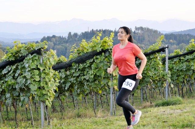 Viele spannende Bewerbe gibt es bei dem I Love Kärnten Marathon: Unter anderem den Weingartentrail über 31,5 Kilometer