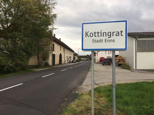 Die Anrainer der Ennser Ortschaft Kottingrat kämpfen seit Jahren mit Lärmbelästigungen und Rasern.