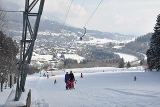 Die Gemeinde Mühldorf investiert 108.000 Euro in den Skilift und Infrastruktur