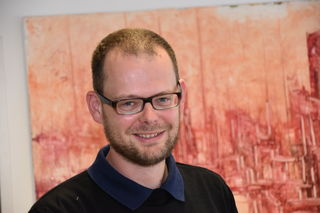 Christian Berger ist der neue BAUM-Projektmanager.