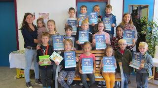 Kinder konnten zum Ende der Ferien viel Lesespaß genießen.