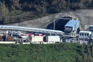 Bei einem Unfall mit einem Lkw kam beim BBT-Portal Ahrntal ein Arbeiter ums Leben.