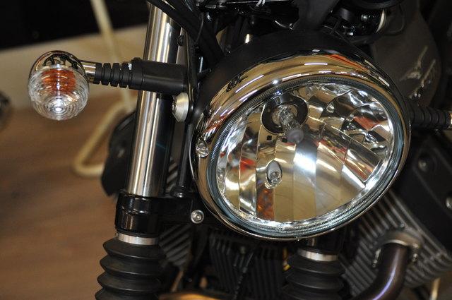 Der Motorradlenker erlitt Verletzungen unbestimmten Grades