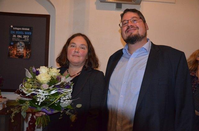 Dr. Ursula Eichberger und Dr. Michael Adomeit ordinieren im Hausarztzentrum in Birkfeld