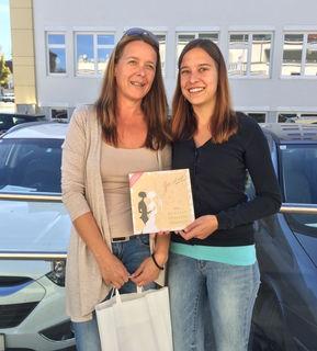 Heiraten auf den Seychellen: Dagmar (li.) und Braut Kerstin Raab.