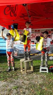 Klasse der Fortgeschrittenen: 1. Platz Daniel Krabacher, Imst, 2. Platz Marius Spiegel, Pfaffenhofen, 3. Platz Jakob Schmidt