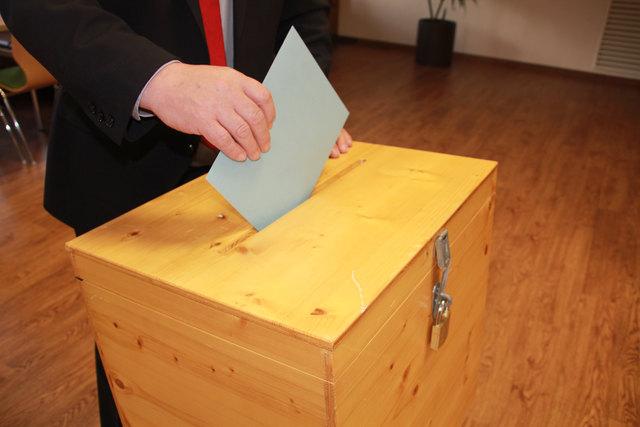 Die Wahlbeteiligung bei der NR-Wahl im Bezirk Landeck ist angestiegen.