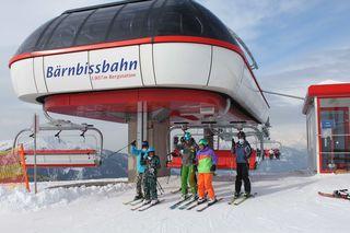 Ermäßigte Skikarten für Kinder und Jugendliche gibt es am Goldeck
