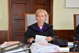 Richterin Birgit Borns führt den Prozess.