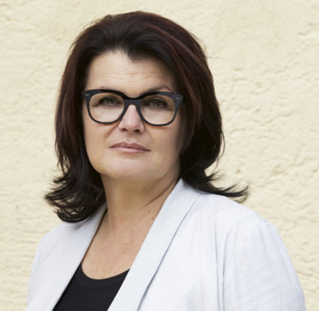 Elisabeth Pfurtscheller hofft, dass sie ihr Mandat halten kann.