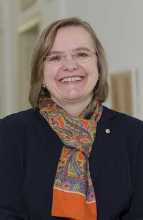 Die neue Vizerektorin Ulrike Tanzer.