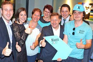 Die ÖVP darf sich über ein noch besseres Wahlergebnis im Bezirk Deutschlandsberg freuen.
