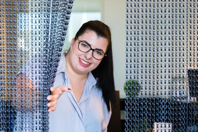 Vorhang auf für Kreativität: Als neue Präsidentin vom IdeenTriebwerk Graz schafft Denise Vorraber Starthilfe für Grazer Startups.