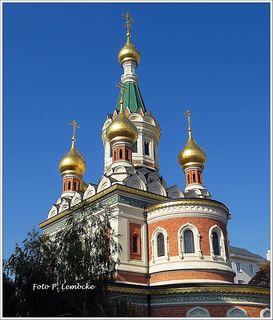 Russisch Orthodoxe Kirche, Kathedrale zum heiligen Nikolaus