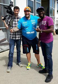 Franz Müllner sucht jemanden, der mit ihm gemeinsam einen bestehenden Weltrekord knackt.
