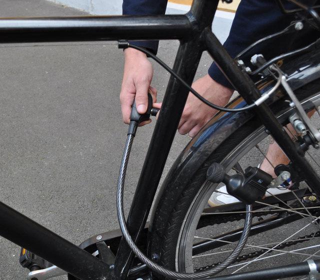 Fahrraddieb Thema auf meinbezirk.at