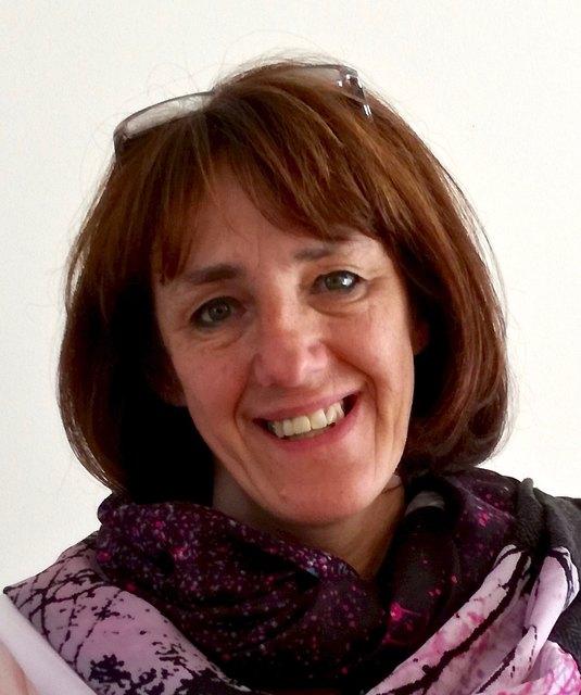 Bettina Humpl, Fachsozialbetreuerin für Altenarbeit und Kinästhetiktrainerin im Altenheim Windischgarsten