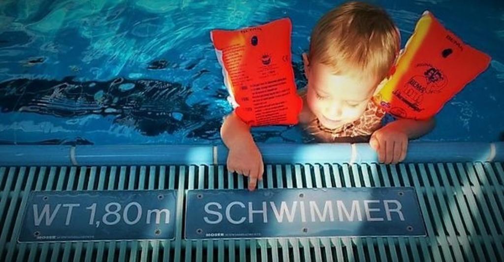 Babyschwimmkurs Thema Auf Meinbezirkat