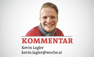 Kevin Lagler I Redaktionsleiter I kevin.lagler@woche.at