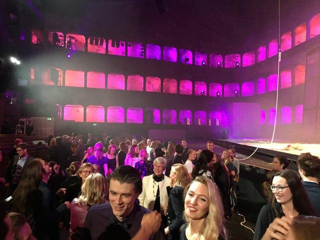 Single party salzburg