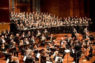 Jubel für Brahms im Saal Tirol.