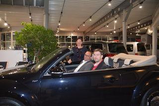Speed-Dating im Autohaus Pruckner in Wieselburg - Scheibbs