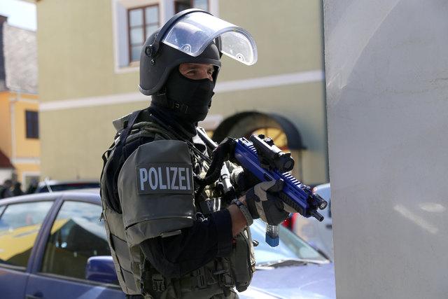 Symbolfoto. Das gezeigte Foto stammt von der Cobra-Einsatzübung im Juli 2017 in St. Ruprecht.