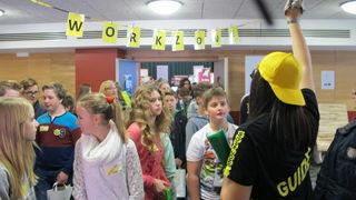 Work Zone: An die 1.000 Schüler aus dem Bezirk St. Veit werden nächste Woche im Kulturhaus Althofen erwartet