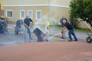 Von 14. bis zum 16. November wird aufgrund von Asphaltierungsarbeiten die Durchfahrt des Ortes Gersdorf großräumig umgeleitet.