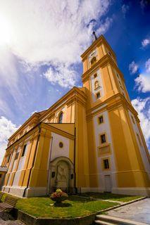 Am Donnerstag verwüsteten Einbrecher die Sakristei der Kirche in Waidhofen.