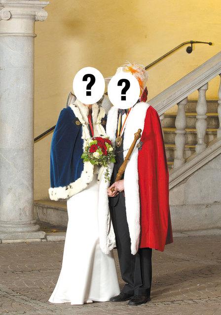 Wer wird das 50. Spittaler Prinzenpaar? Die Antwort gibt es beim Prinzenball am 18. November im Schloss Porcia