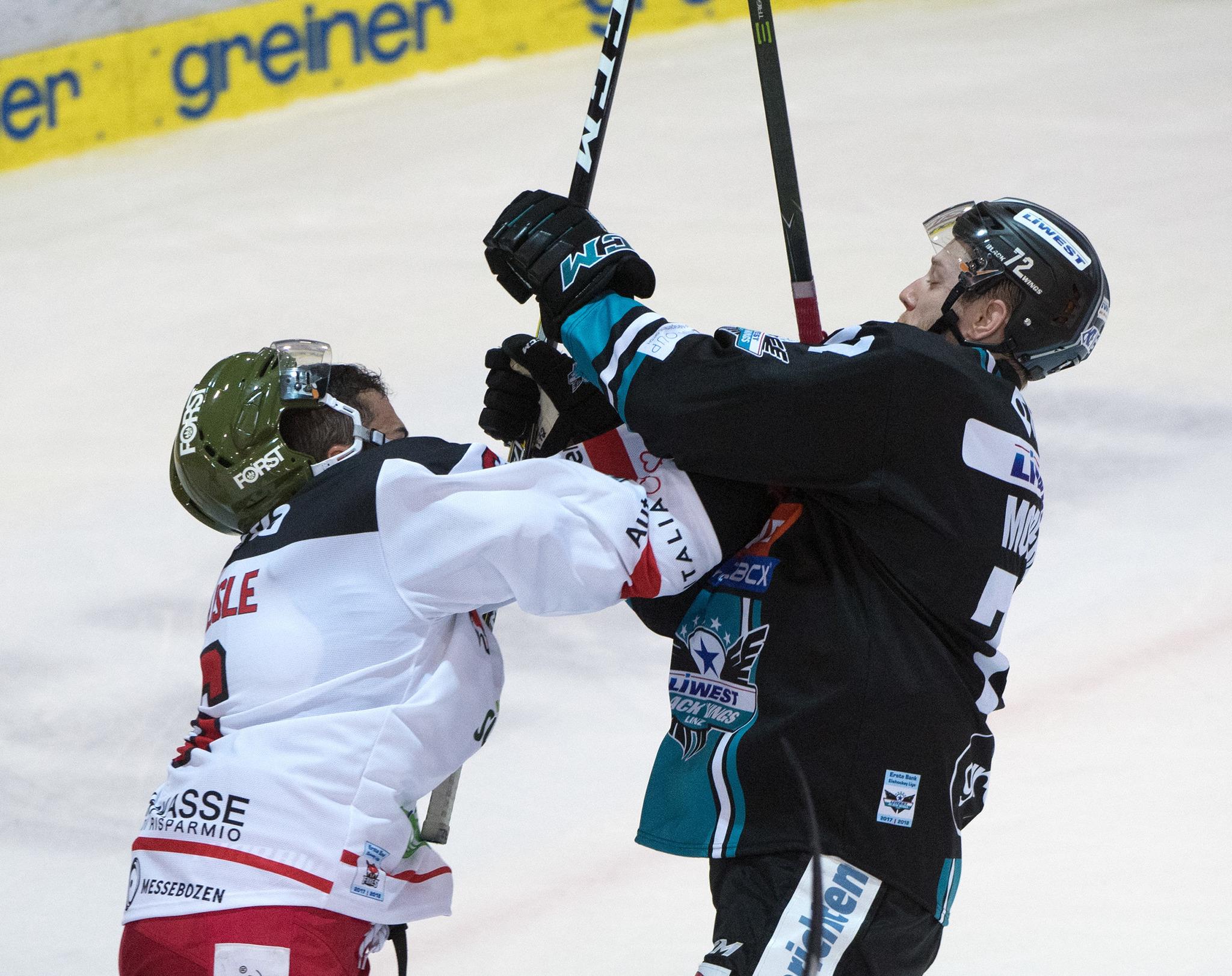 Linz Eishockey