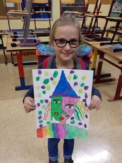 Ina-Minou Taschner (9), Talenteschmiede Schwechat