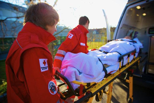 Das Rote Kreuz braucht auch in Villach noch Freiwillige