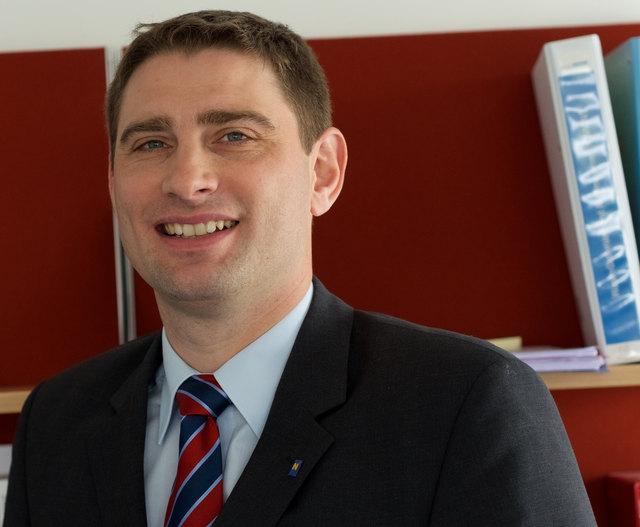 Bezirkshauptmannstellvertreter Martin Hallbauer.
