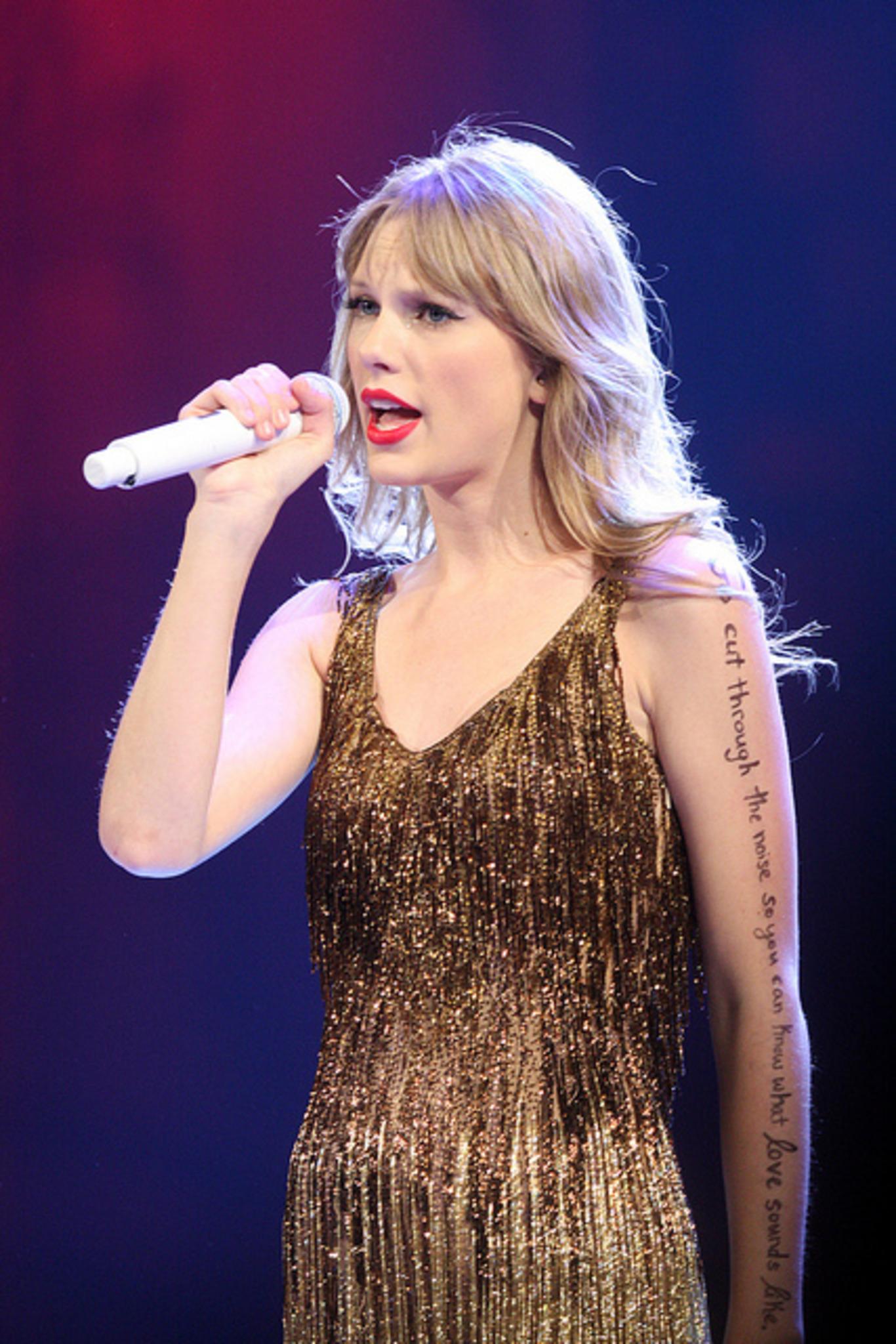 Leute: Chef von Taylor Swifts Ex-Label erhält nach eigenen Angaben Morddrohungen - WELT