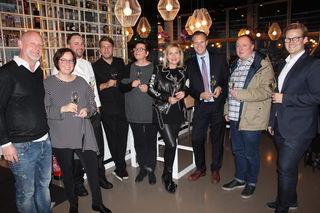Lukas Walter, Elisabeth Geisler, Florian Eisenmann, Bernhard Baumann, Irmgard Sitzwohl, Sonja Ultsch, Josef Sailer, Johannes Auer, Fabian Ultsch