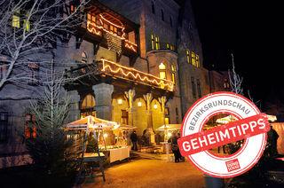 Geheimtipp in Gmunden: Adventmarkt im Schloss Cumberland