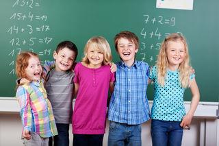 Richtig Freude können Kinder in der Schule nur dann haben, wenn vorher der passende Schultyp gewählt wurde.
