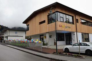 Bad Härings neuer Kindergarten