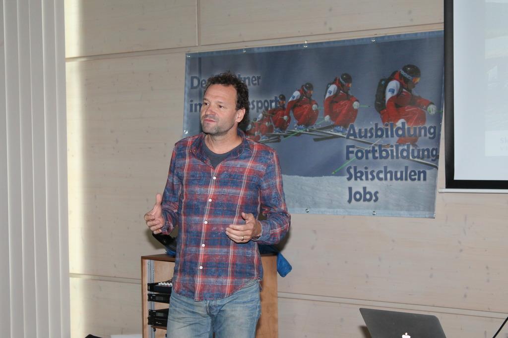 Paco Wrolich erzählt über die Wichtigkeit von Mountainbike-Tourismus