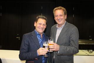 Franz Posch und Erwin Zangerl