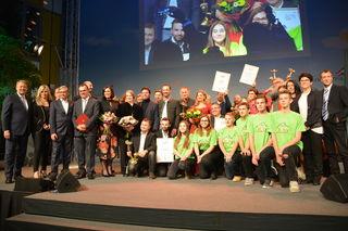 Die Gewinner des Österreichischen Klimaschutzpreis 2017